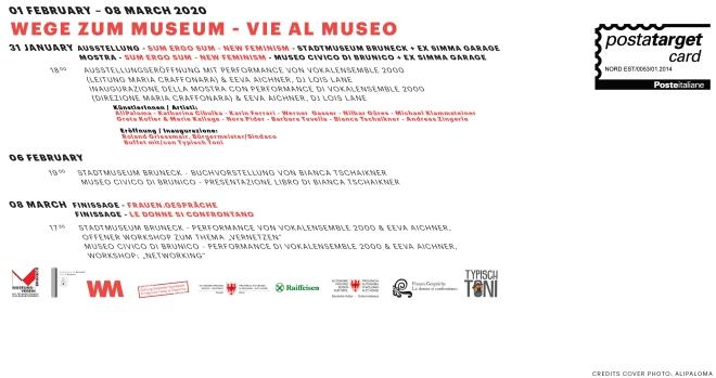 Einladung_Wege zum Museum 15.01.2020 - Variante 1-2